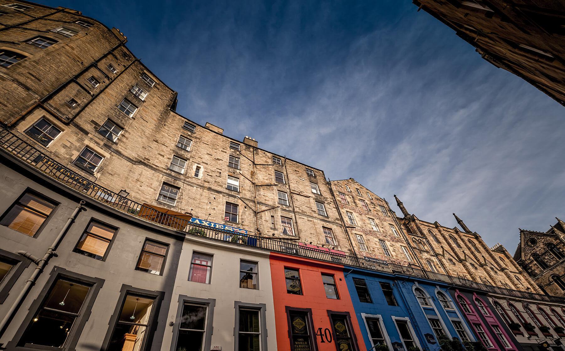 Edinburgh Victoria