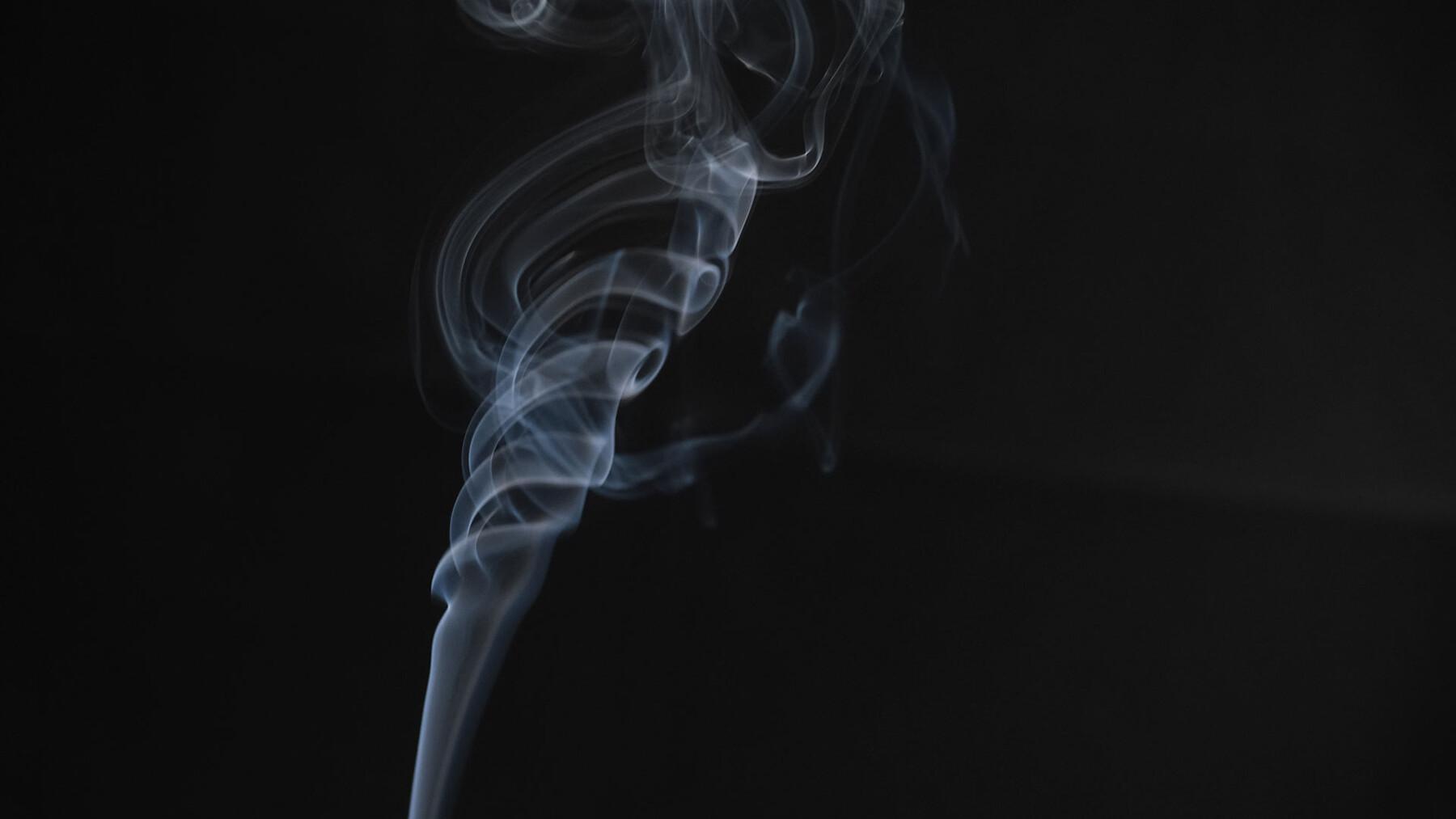 Smoke still life