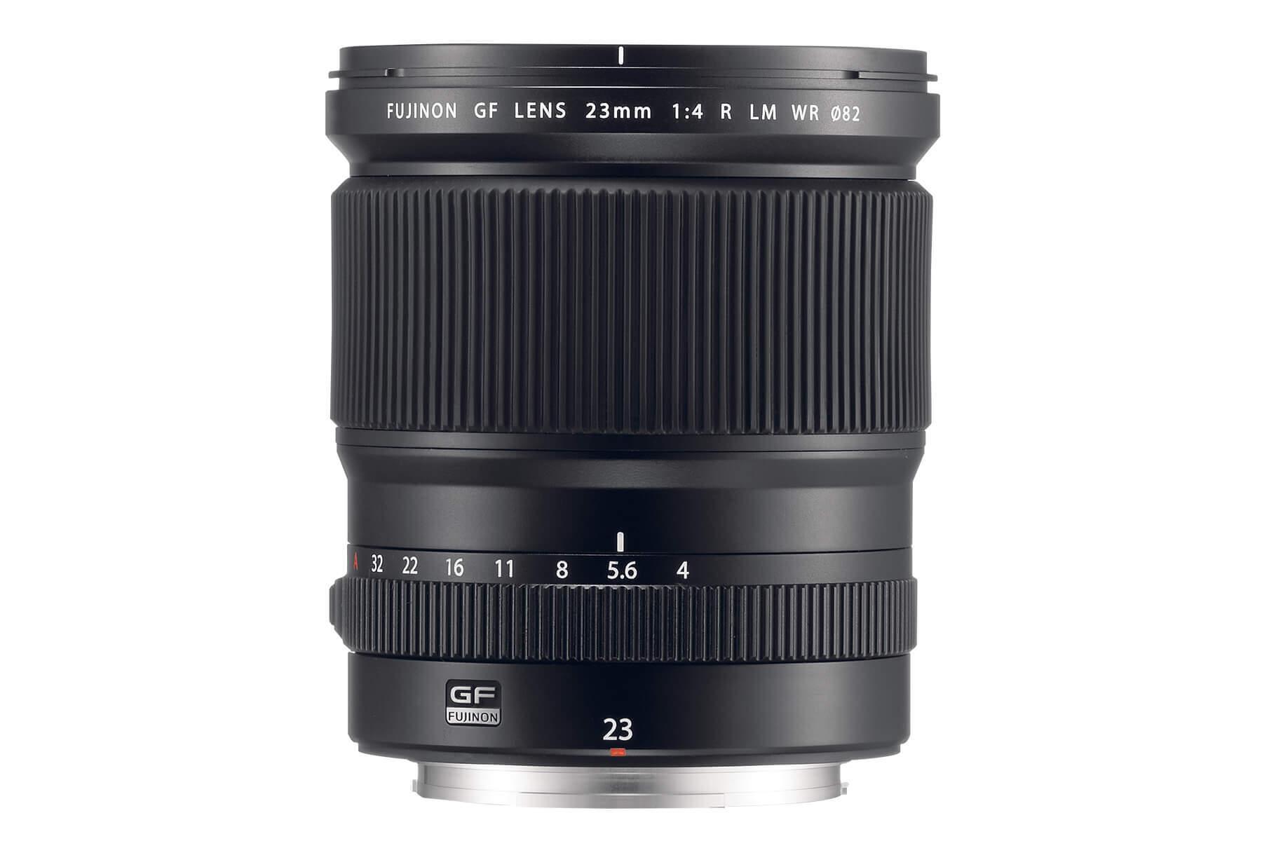 Fujifilm GF23mm F/4 R LM WR
