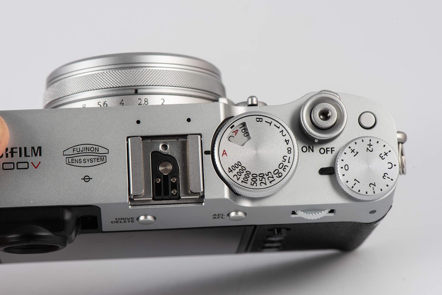 Fujifilm X100V test