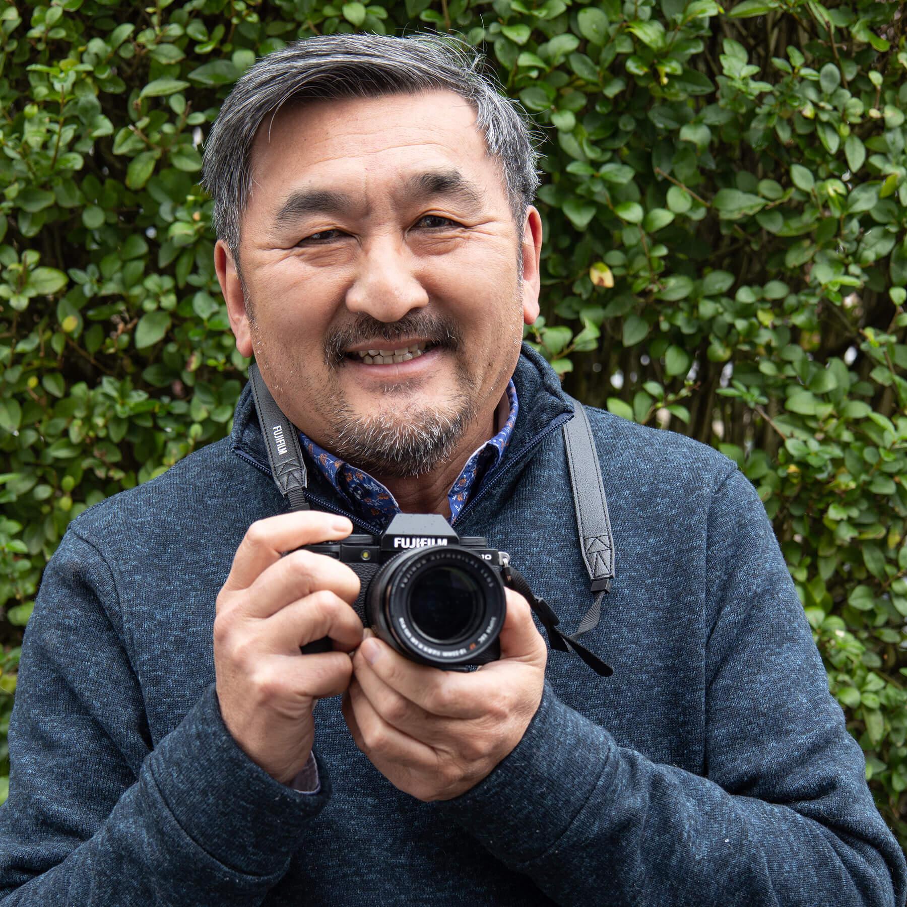 Fujifilm X-S10 hands-on