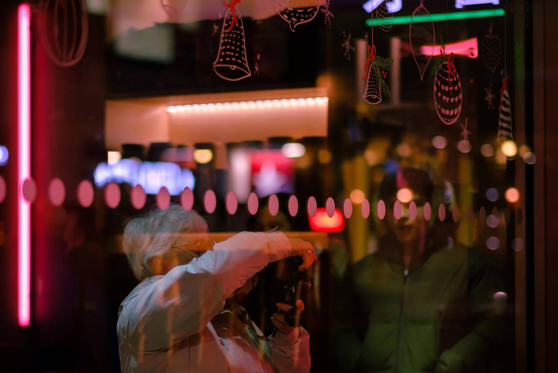 Street photography taken on Fujifilm X-T4