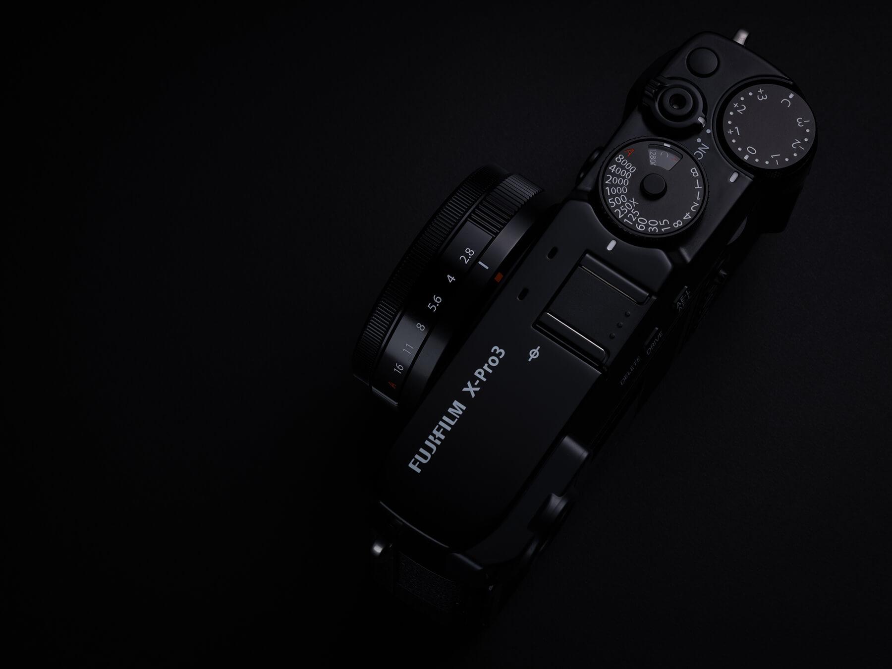Fujifilm XF27mm f/2.8 R WR