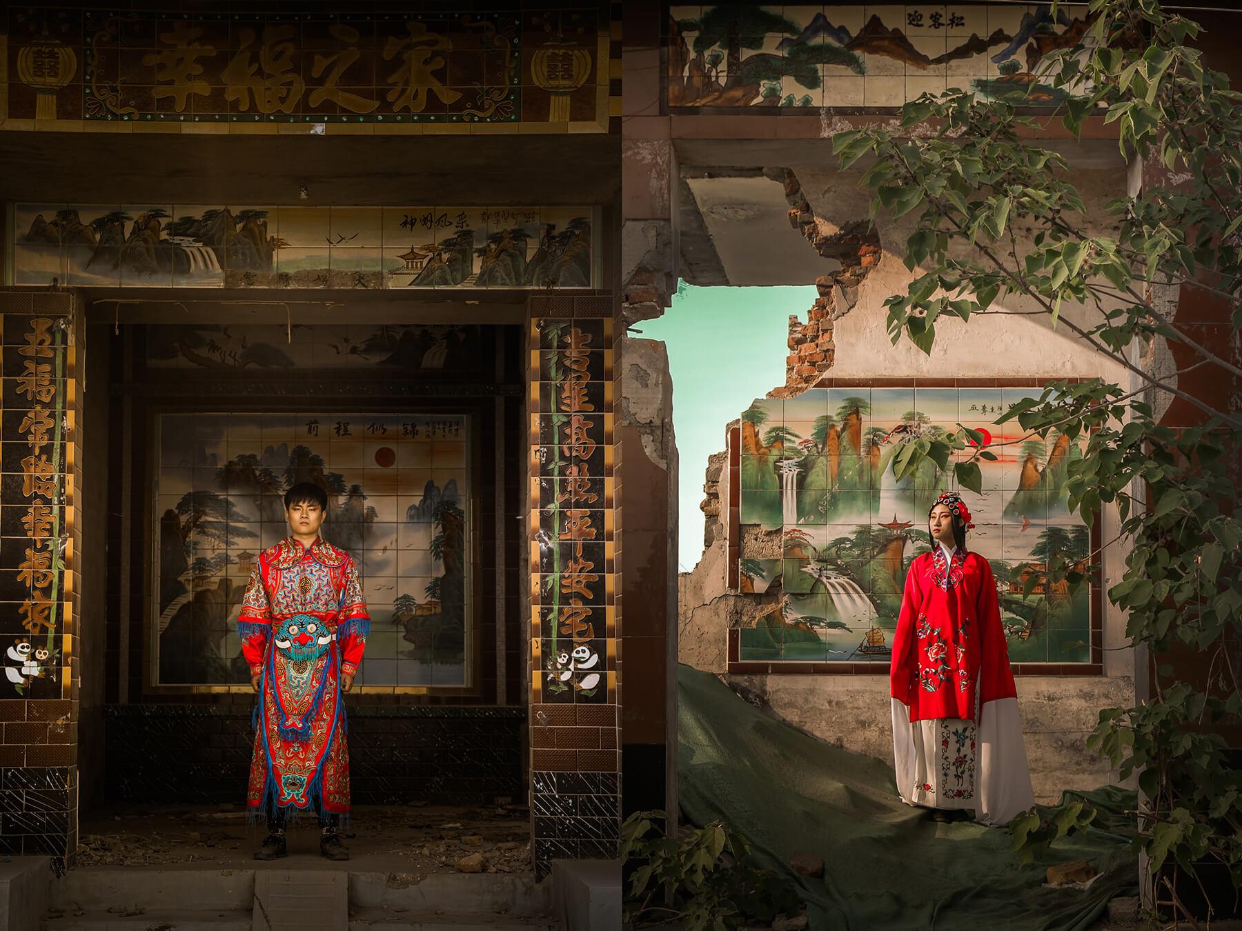 Sony World Photography Awards 2021, Yanan Li, student
