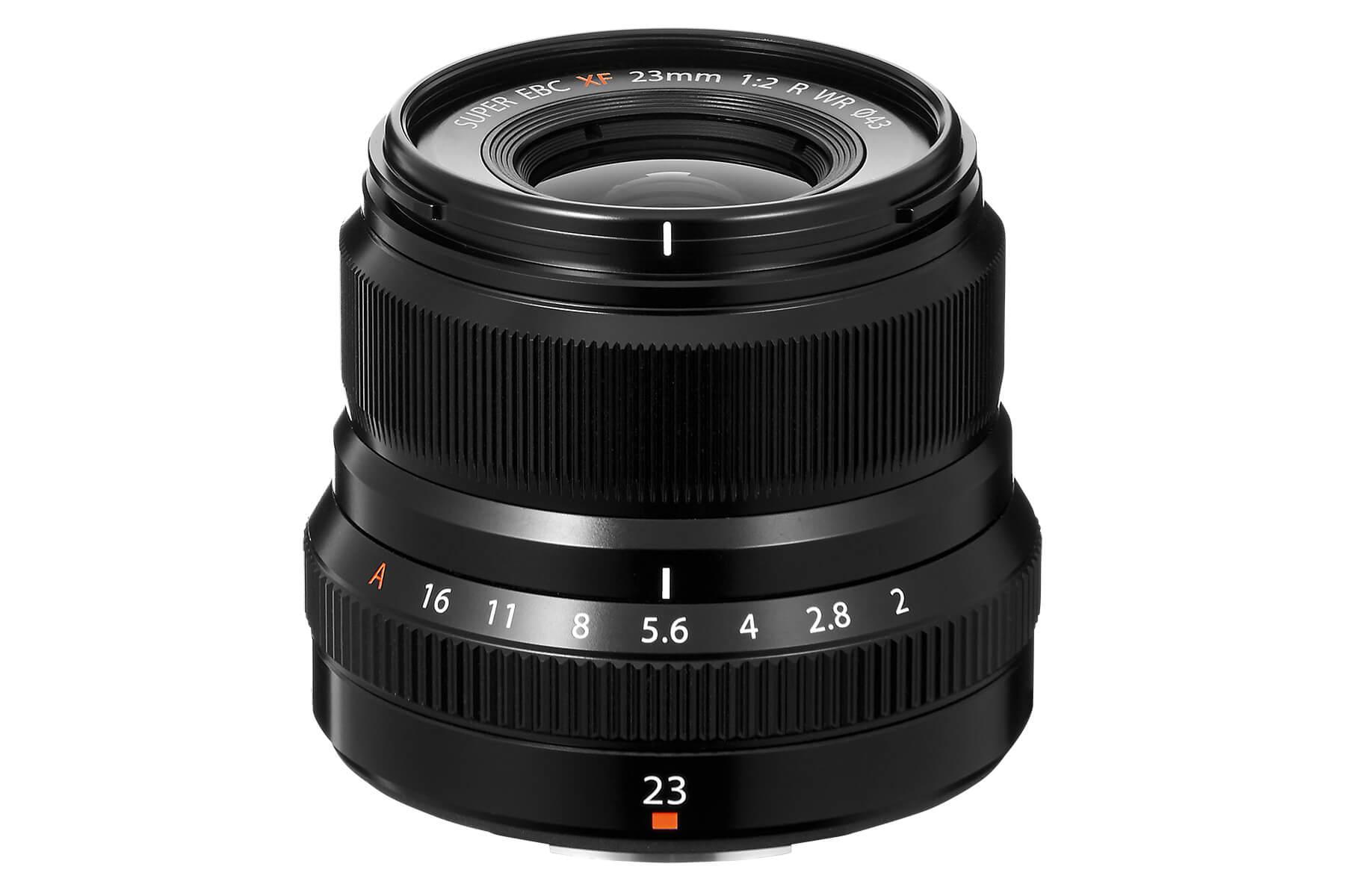Fujifilm XF23mm f/2 R WR