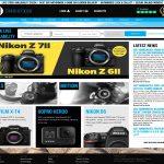 Hire a camera website