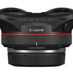 Canon EOS VR Dual Fisheye Lens